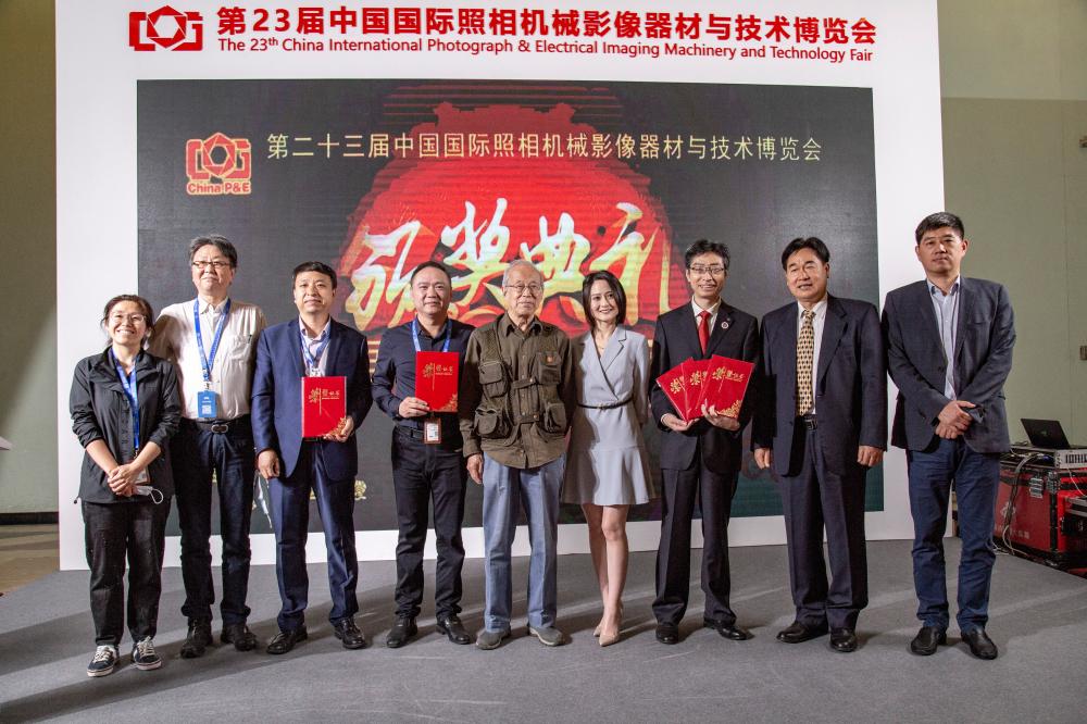 """实力见证!劲捷再次荣获中国照相器材最高奖项北京CHINA P&E""""华龙奖""""!"""